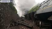 Trung Quốc: Tai nạn tàu hỏa, ít nhất 20 người bị thương