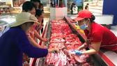 Mạnh tay giảm giá thịt heo