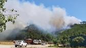 Kiểm điểm ban quản lý chậm báo cáo vụ cháy 17ha rừng