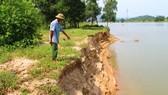 Hạn chế việc lấn, thu hẹp không gian chứa, thoát lũ của sông