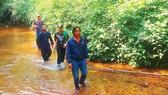 Cộng đồng tham gia tuần tra bảo vệ rừng