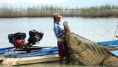 Phạt 19 trường hợp khai thác thủy sản trái phép trên hồ Dầu Tiếng