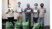 Ban Ái hữu nghệ sĩ giúp công nhân sân khấu khó khăn
