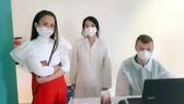 Nhóm bác sĩ Mai Thy và các tình nguyện viên