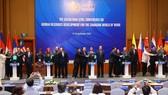 Lễ ra mắt Hội đồng Giáo dục nghề nghiệp ASEAN. Ảnh: PV/Vietnam+