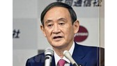 Thủ tướng Nhật Bản Suga Yoshihide. Ảnh: Kyodo/TTXVN