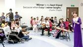 Chương trình Tinh hoa của cải lương với người trẻ đưa nghệ thuật cải lương đến với sinh viên