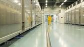 Bên trong một cơ sở làm giàu uranium ở Qom, Iran. Ảnh: TTXVN
