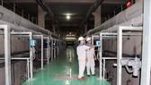 Vận hành tự động hóa hoàn toàn qua hệ thống SCADA, nhà máy tại SWIC rất ít chuyên viên làm việc
