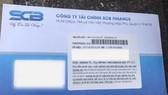 Cảnh báo lừa đảo liên quan mở thẻ tín dụng