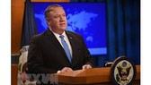 Ngoại trưởng Mỹ Mike Pompeo. Ảnh: TTXVN