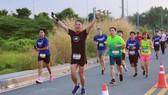 MC Phạm Anh tìm thấy nhiều năng lượng tích cực sau khi tham gia chạy bộ. Ảnh: NVCC
