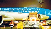 Argentina tiếp nhận lô vaccine Sputnik V đầu tiên của Nga
