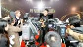 Ca sĩ Tùng Dương nhận 3 giải Cống hiến vì có những sản phẩm chất lượng