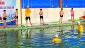 Tập huấn cho giáo viên về phòng chống đuối nước