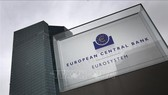 Trụ sở Ngân hàng Trung ương châu Âu (ECB) tại Frankfurt am Main, miền tây nước Đức. Ảnh: TTXVN