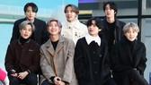 Nhóm BTS đang đứng trước cơ hội lịch sử giành giải Grammy đầu tiên. Ảnh: WireImage