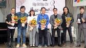 Đội ngũ sản xuất và thực hiện chuỗi chương trình Music Home mùa 3 có nhiều nhân tố mới. Ảnh: Vietnam+