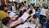 Thí sinh đăng ký xét tuyển bằng kết quả học bạ năm 2021 tại Trường ĐH Công nghiệp thực phẩm TPHCM