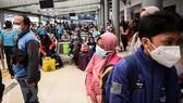 Hơn 1 triệu người rời Jakarta bất chấp lệnh cấm di chuyển