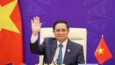 Thủ tướng Chính phủ Phạm Minh Chính tại Hội nghị Thượng đỉnh Đối tác về Tăng trưởng xanh và Mục tiêu toàn cầu 2030