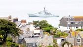 Tàu chiến Anh bảo vệ Hội nghị thượng đỉnh G7 tại Cornwall