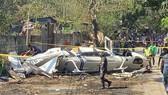 Myanmar: Rơi máy bay quân sự, 12 người chết