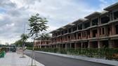 Green Star Sky Garden, dự án 110 căn biệt thự, quận 7 đang chờ thủ tục để hoàn tất việc xây dựng