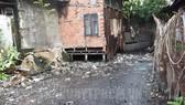 Kiểm tra, xử lý nghiêm nhà xây không phép ven kênh, rạch