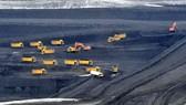 Một khu mỏ than tại Trung Quốc