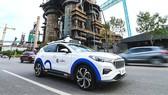 Trung Quốc cho triển khai taxi không người lái