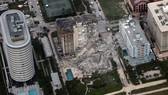 Vụ sập tòa nhà 12 tầng ở Mỹ. Nguồn: Getty Images