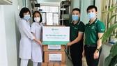 Bệnh viện Tai Mũi Họng Trung ương tiếp nhận Medoral và Xisat