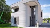 Ngôi nhà in bằng công nghệ 3D