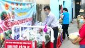 Hỗ trợ người dân bị ảnh hưởng bởi dịch Covid-19 trên địa bàn TPHCM