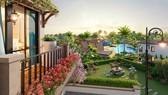 Ngôi nhà nghỉ dưỡng giữa thiên nhiên nằm trong danh sách đầu tư và mua để ở của nhiều gia đình thành thị