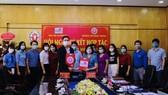 Lễ ký kết hợp tác giữa Co.opmart Việt Trì và Trường Đại học Hùng Vương