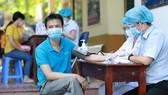 Tiêm vaccine Covid-19 cho người lao động của Sawaco