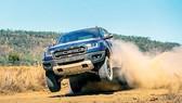 Thể hiện sức mạnh và di sản về thiết kế các dòng xe bán tải, đa dụng, ra mắt Ranger Raptor  