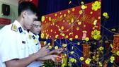 Đoàn công tác Vùng 2 Hải quân kết thúc chuyến thăm, tặng quà tết tại thềm lục địa phía Nam
