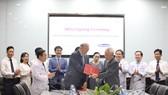 Vinamilk và Bệnh viện Chợ Rẫy cùng tham dự lễ ký kết Biên bản ghi nhớ