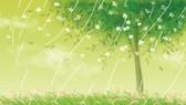Tháng tư và mưa