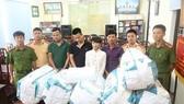 Ma túy xuyên quốc gia vào TPHCM gia tăng