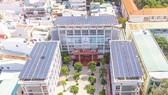 Năng lượng mặt trời áp mái tại trụ sở Cty Điện lực BR-VT