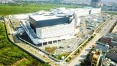 Tiến độ dự án Aeon Mall Hà Đông: Hoàn thiện hạng mục quan trọng Big Canopy