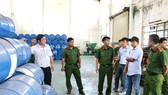 Tập trung phòng cháy tại cơ sở sản xuất