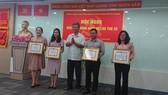 Trao giải cuộc thi trực tuyến về 50 năm thực hiện Di chúc Chủ tịch Hồ Chí Minh