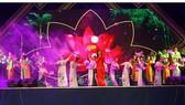 Lễ hội Làng Sen toàn quốc diễn ra trong 5 ngày