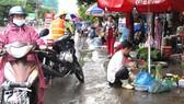 Cảnh báo tình trạng mất vệ sinh tại chợ truyền thống