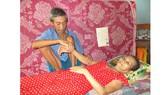 Hai vợ chồng nghèo bệnh nặng
